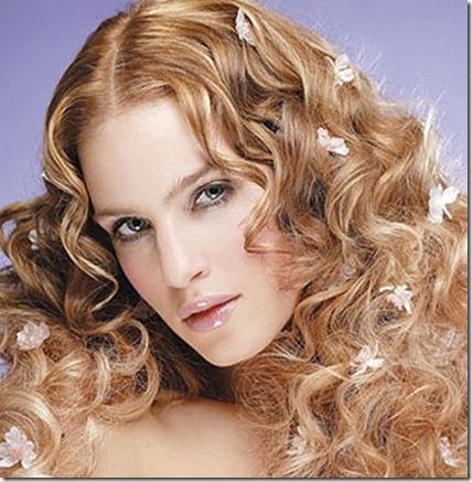 tratamiento casero para el cabello ondulado