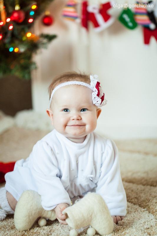 Детский новогодний фотопроект Рождественские мечты. 28. Катя 8 мес (Светлана Тесля)-0833
