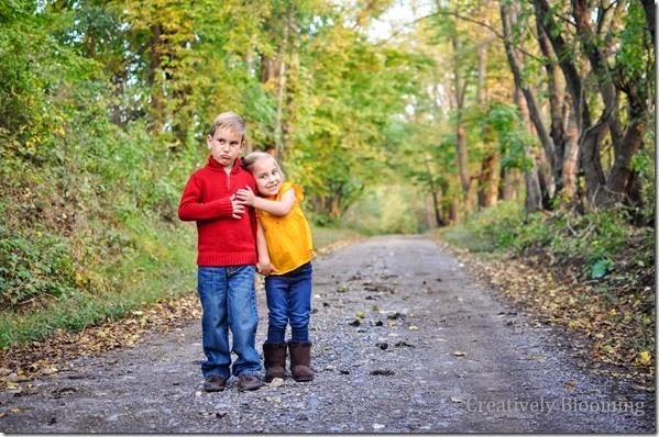 Children's Fall Photos