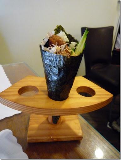 台南-金將壽司-鰻魚壽司2