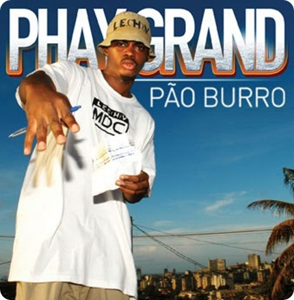 Phay Grand - Pão Burro