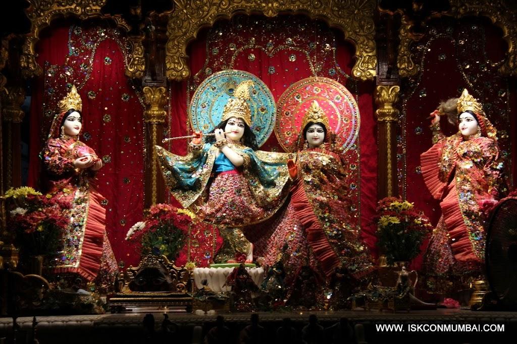 Sri Sri Radha Rasabihariji, Lalitadevi & Vishakhadevi