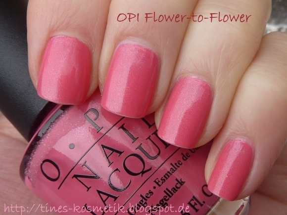 OPI Flower-to-Flower 2