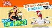 promocao cup drones