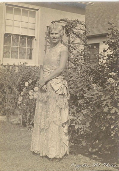 Hazel 41 years old in September 1931
