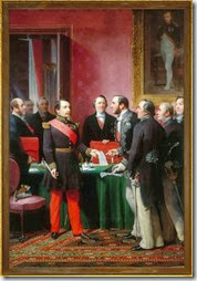 Napoléon III et Haussmann