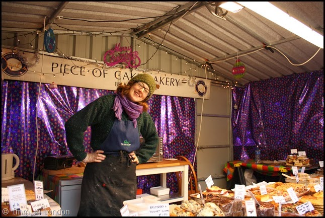 Piece of Cake at Belfast Christmas Market