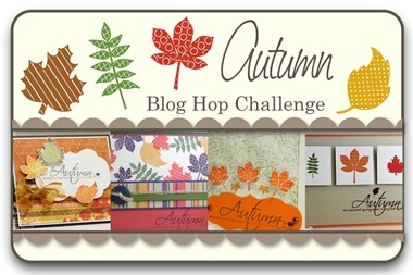 Autumn Blog Hop Challenge