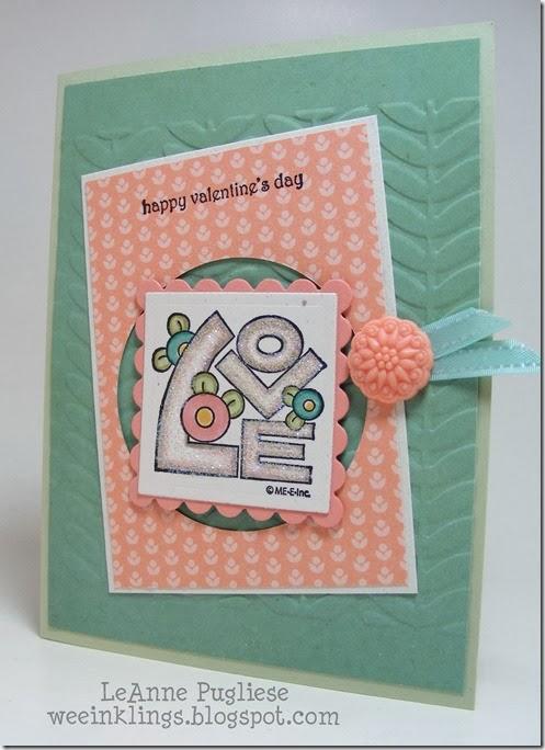LeAnne Pugliese WeeInklings ME Valentine Card