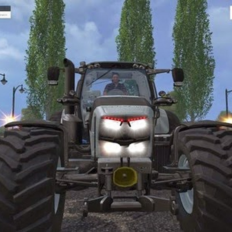 Farming simulator 2015 - Taurus v 1.2 Original Interior