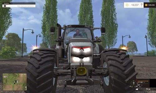 Farming simulator 2015 - Taurus v 1.2 Original Interior
