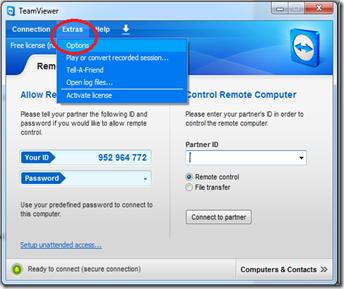 Team Viewer Tutorial