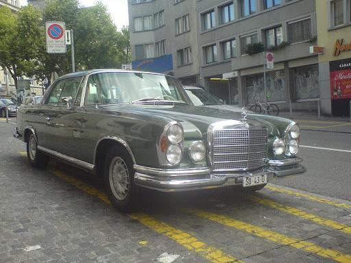 Mercedes-Benz W111 1959-1971