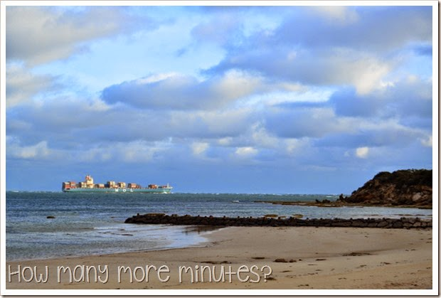 How Many More Minutes? ~ Port Lonsdale