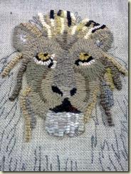 Frost Lion Head