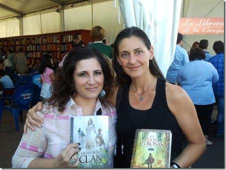 Susana Eevee y Montse de Paz