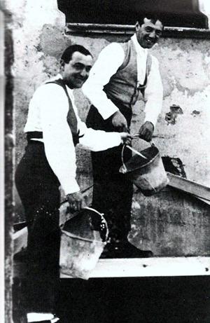 Joselito Ignacio albañiles Pino Montano