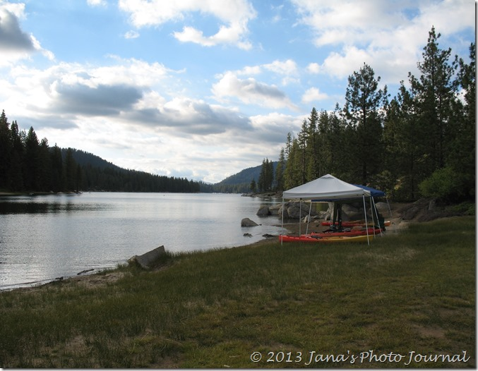 Family Camp at Shaver Lake 2011