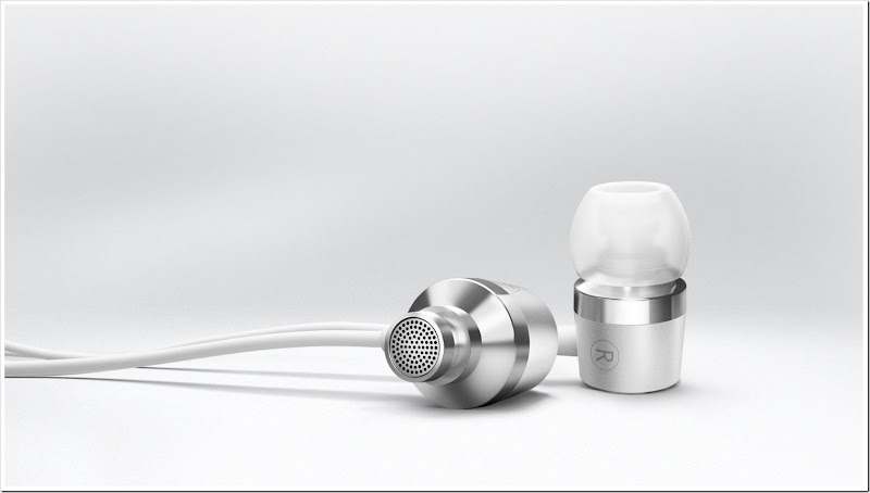 OnePlus+Silver+Bullet+Earphones