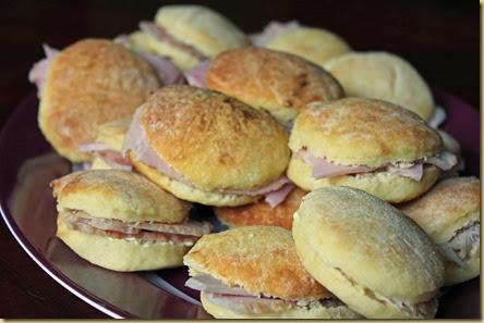 Ham biscuits 2