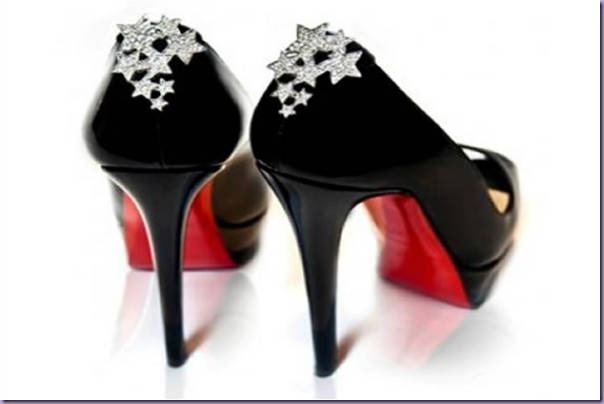 Acessório-enfeite-Estrela-Sapato