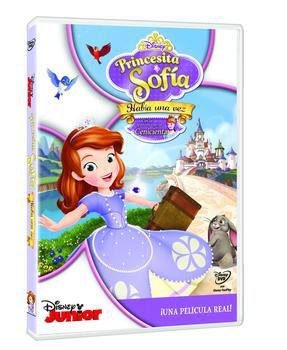 DVD Princesita Sofía, había una vez ok.bmp