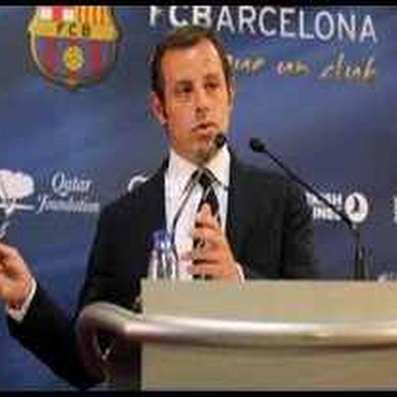 El Barcelonismo está harto: carta abierta a Sandro Rosell