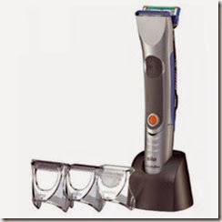 Snapdeal: Buy Braun Bodycruz B55 Men's Shaver at Rs. 2295 only