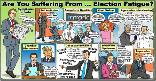 Election fatigue