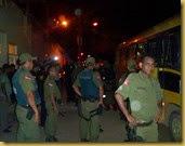 recusa de presos transferidos de novo proresso