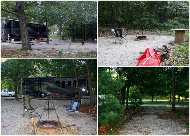 62 Pioneer Campground, IN summer, 20111