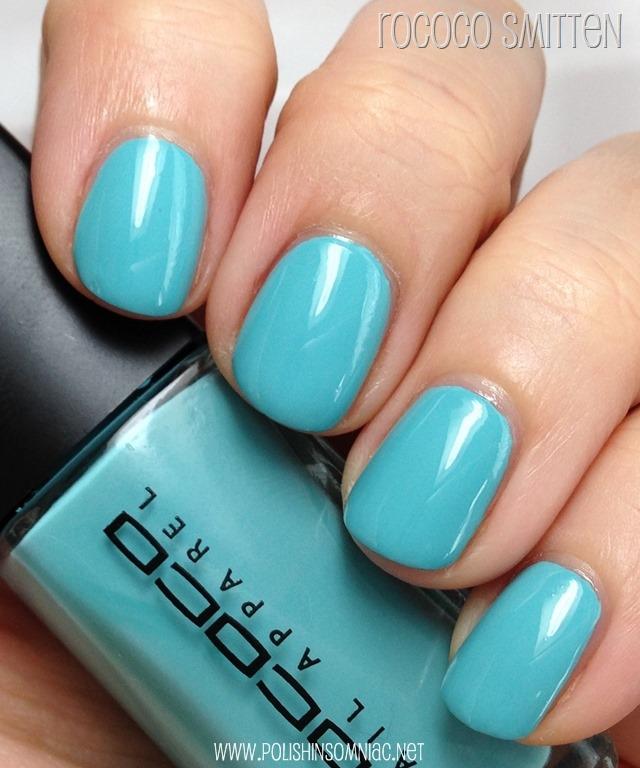 Rococo Smitten nail polish