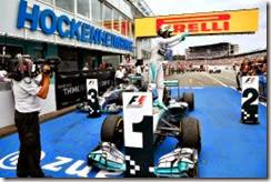 Rosberg Hockenheim