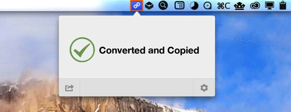 Mac app utilities url shortener2