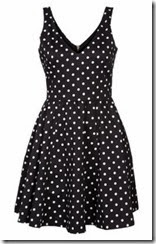 Polka Dot Morgan Summer Dress