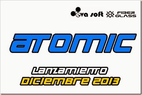 Rolenn Pádel ATOMIC Pala Diciembre 2013