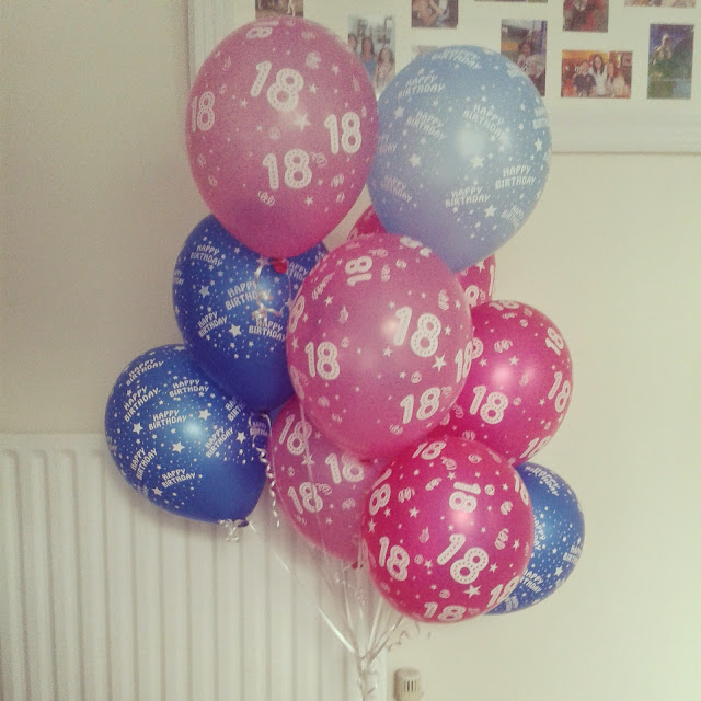 EJEbeauty: 18th Birthday Celebrations, Outfit & Haul: