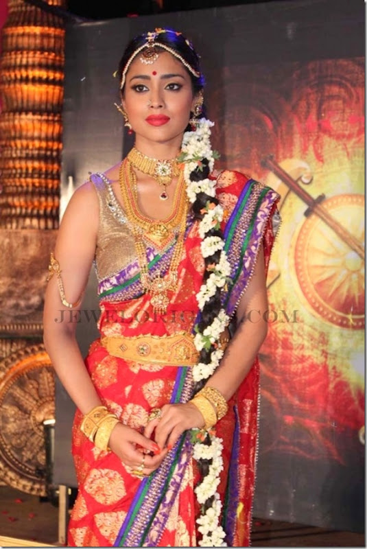 shriya_saran_traditional_Jewellery