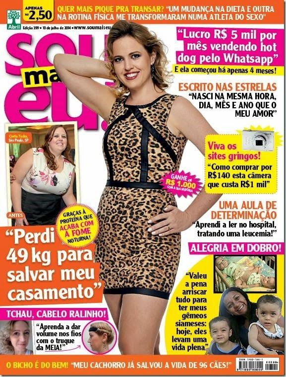 Revista Sou Mais Eu nº399