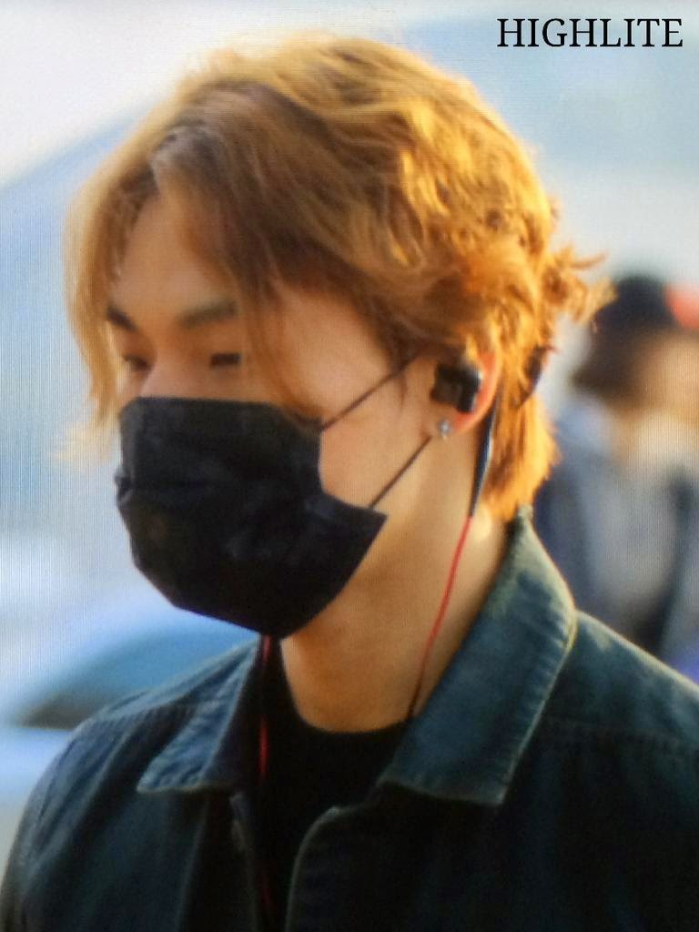Big Bang - Incheon Airport - 19oct2014 - Dae Sung - Fansite - High Lite - 05.jpg