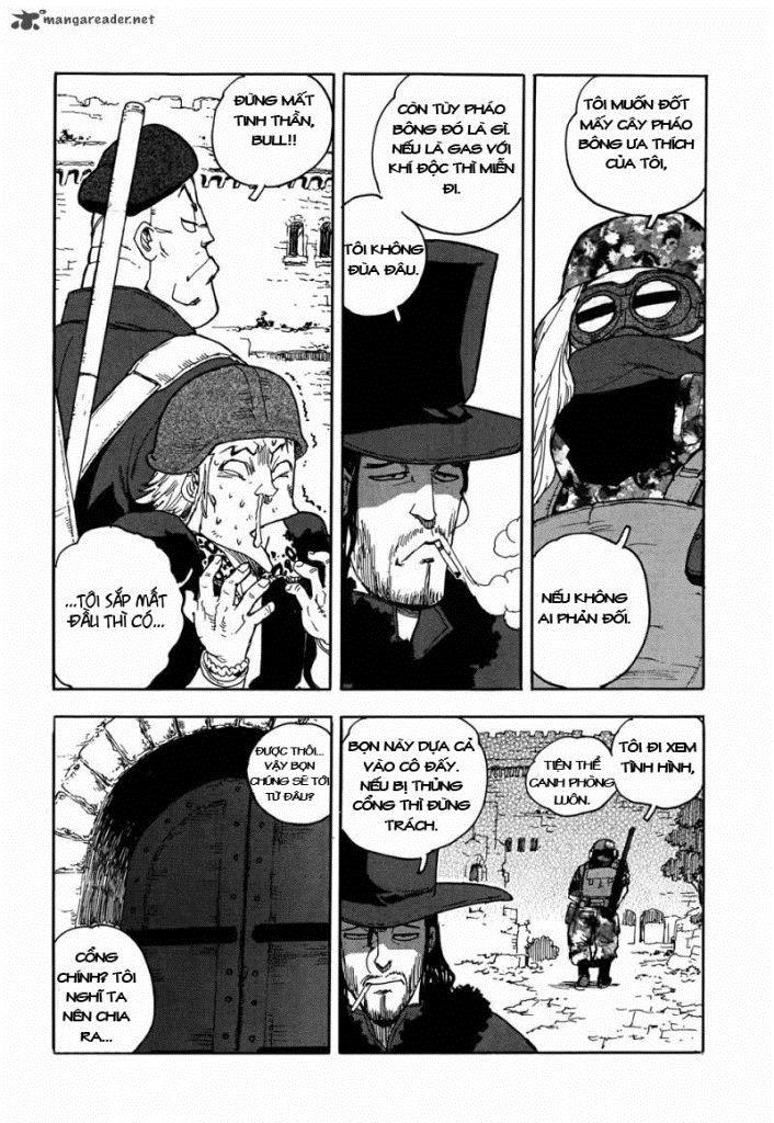 Aiki chap 90 - Trang 8