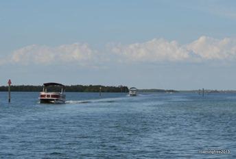 Estero Bay channel