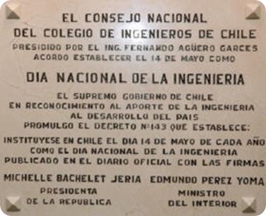 ingeniero chile
