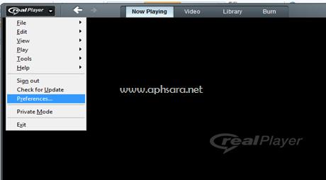 แก้ปัญหาดาวน์โหลดวีดีโอจาก RealPlayer