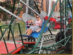 Liberty Park ferris wheel