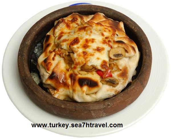 الاكلات التركية