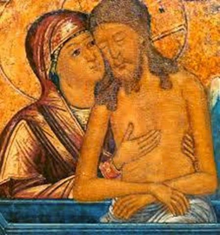 Il Cristo sofferente