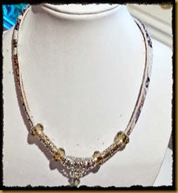 slangeprint smykke