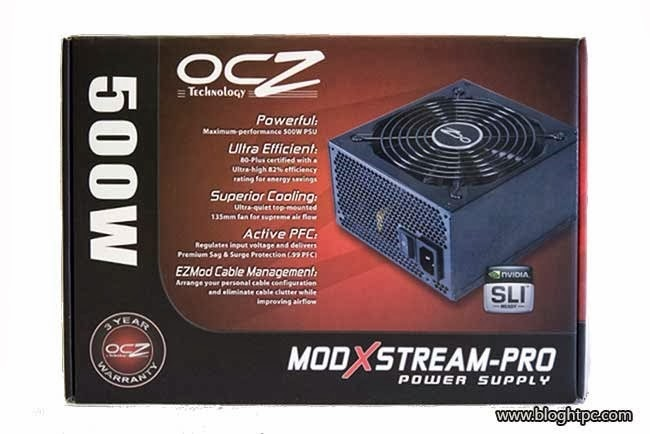 OCZ modxtream pro 500