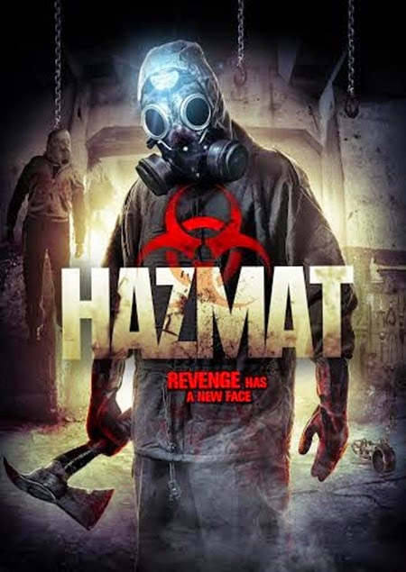 HazMat 2013 movie poster DVD